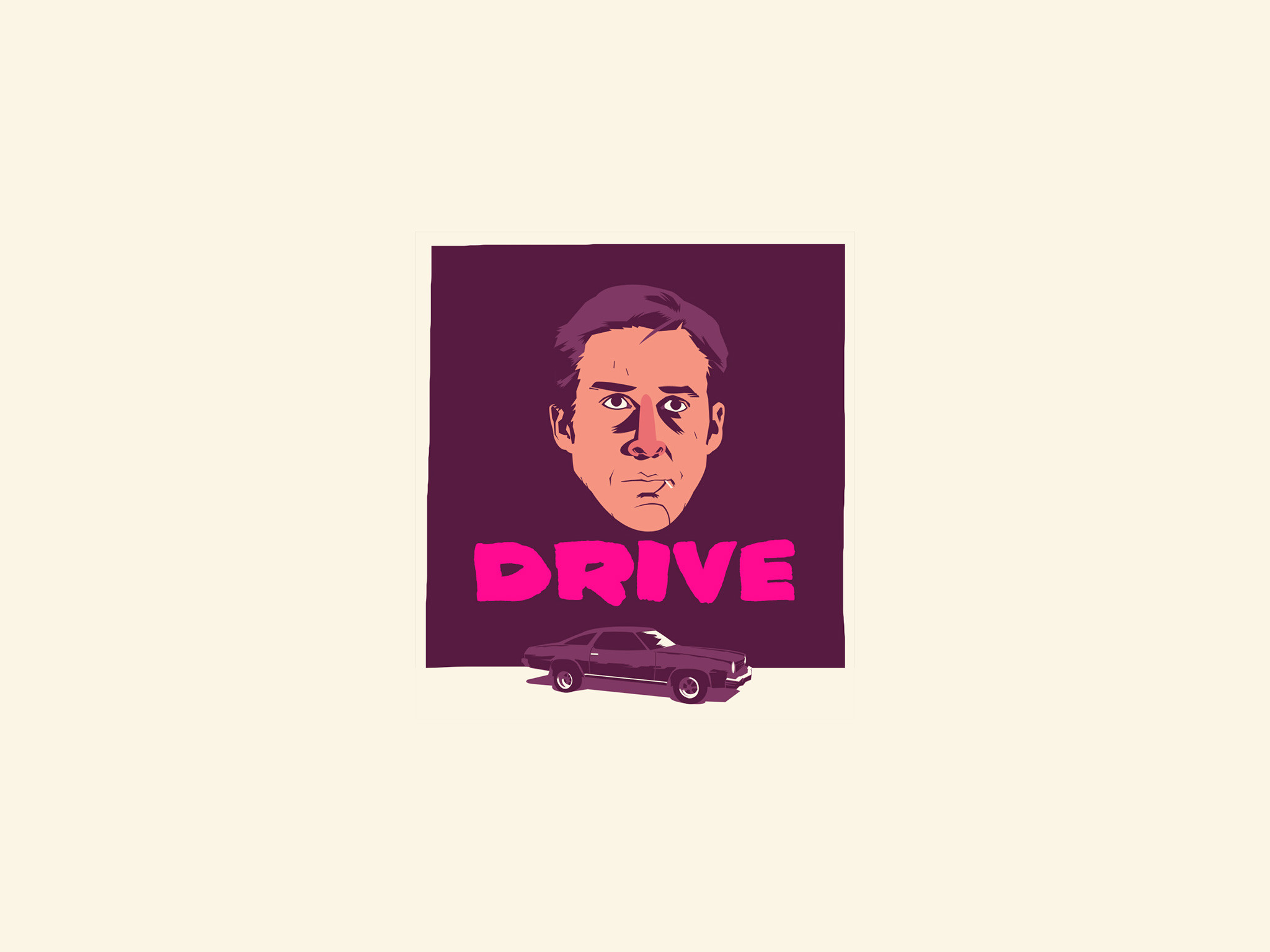 Download Drive Movie Free Retina Wallpaper For iPad