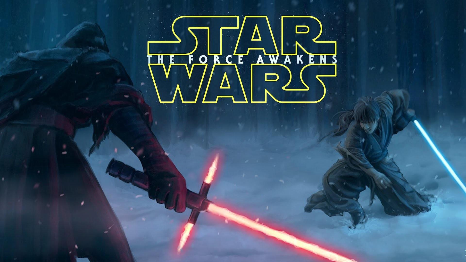 … Star Wars: The Force Awakens Wallpaper …