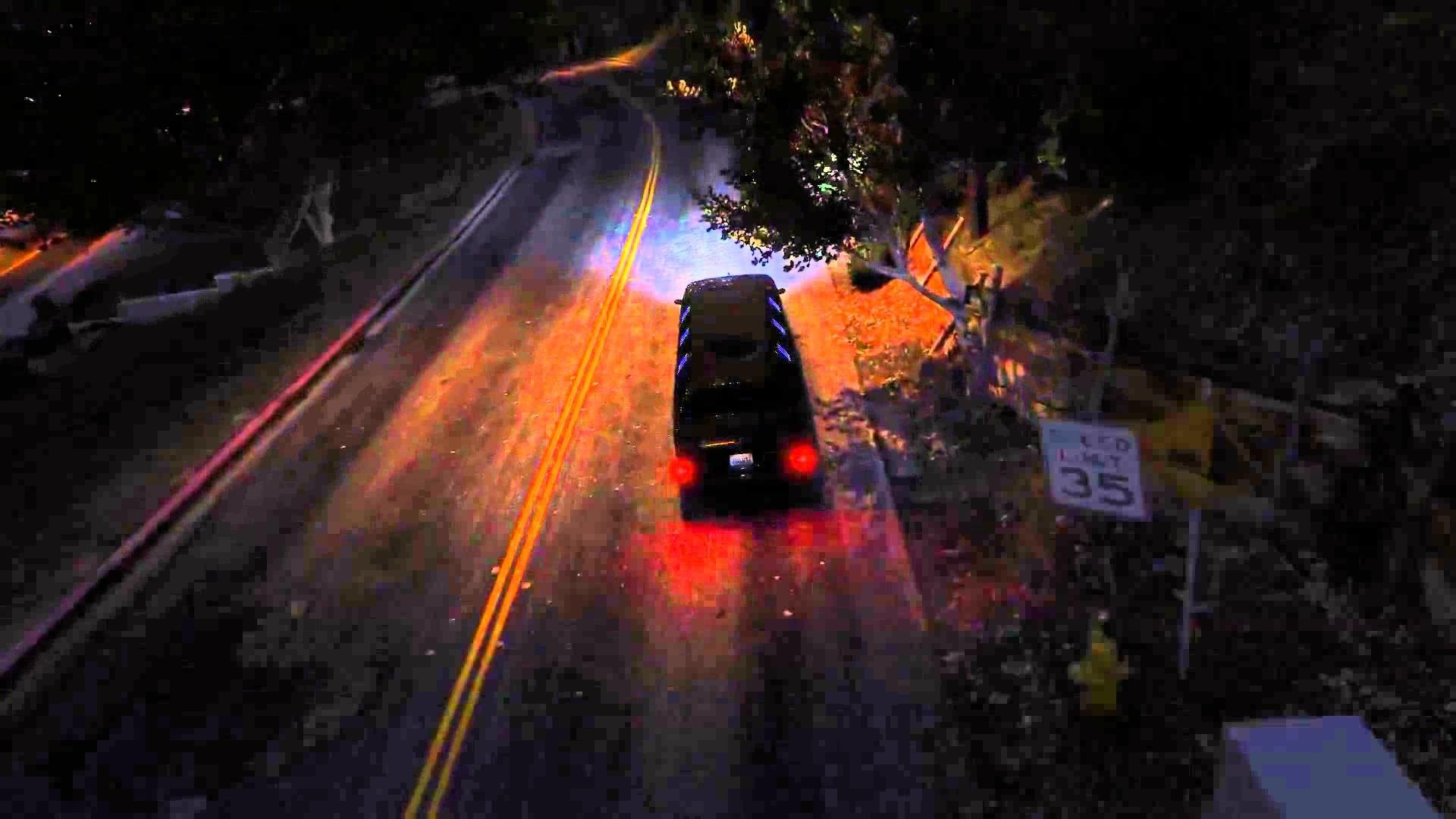 Rockstar Editor   Mulholland Drive opening scene