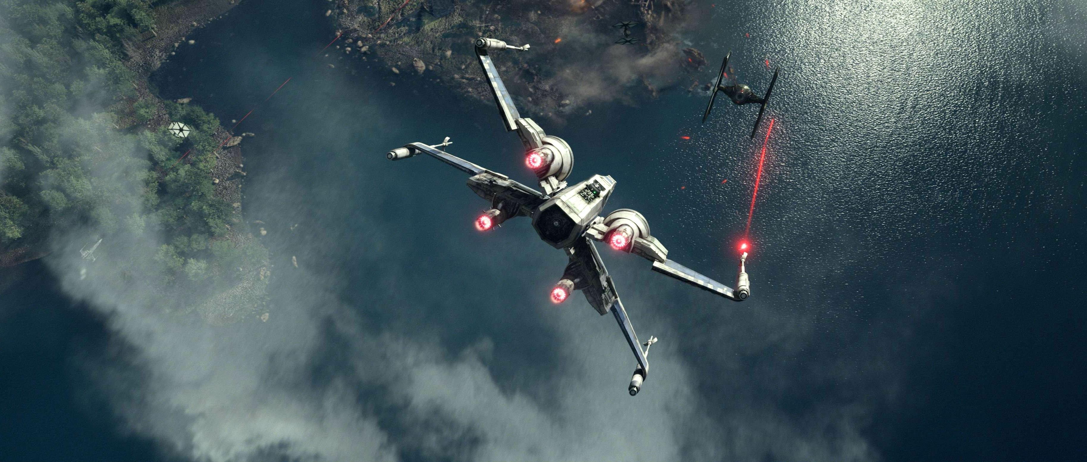 STAR WARS FORCE AWAKENS sci-fi futuristic disney 1star-wars-force-awakens  action adventure spaceship battle wallpaper | | 821384 |  WallpaperUP
