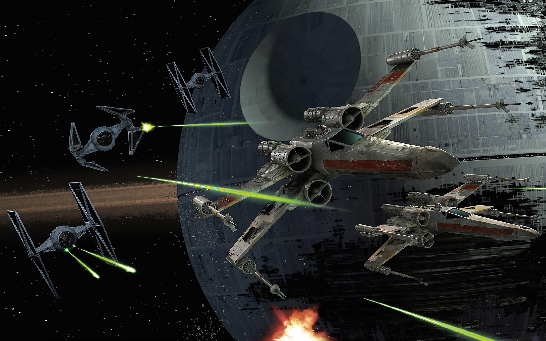 Star Wars The Cosmic Batt.