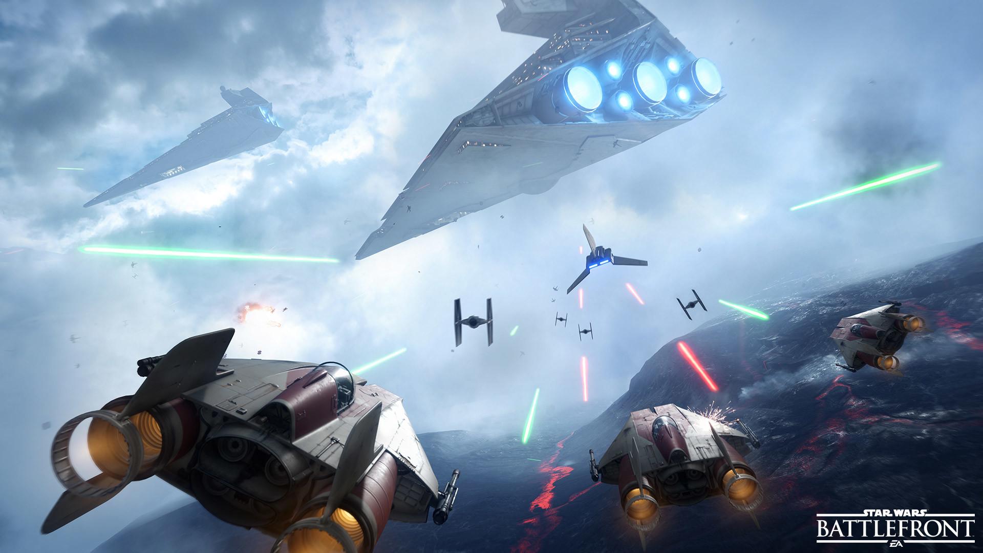 Star Wars Battlefront Gamescom Wallpapers