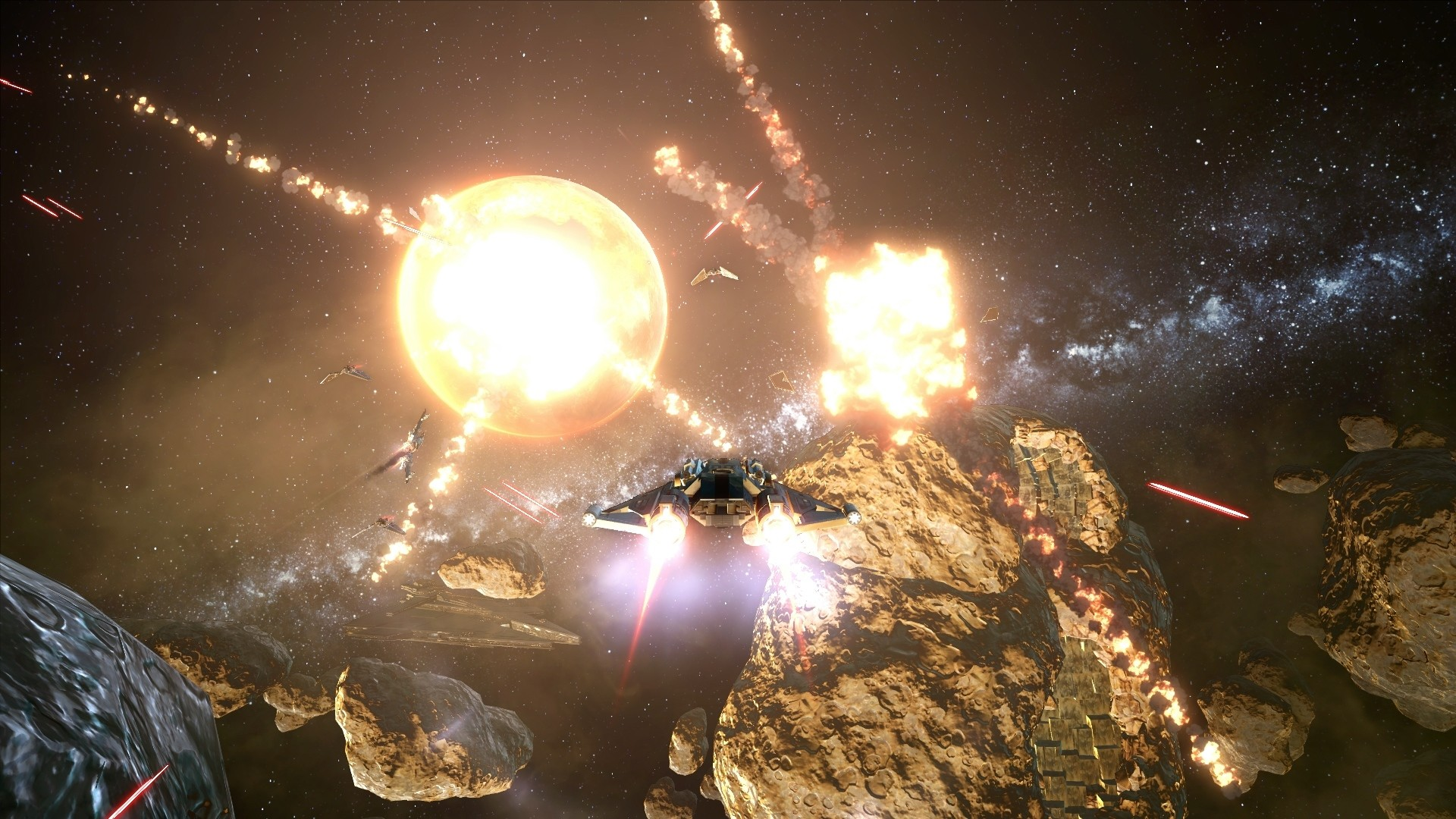 Star Wars: The Old Republic adds PvP space battles in free expansion | PC  Gamer