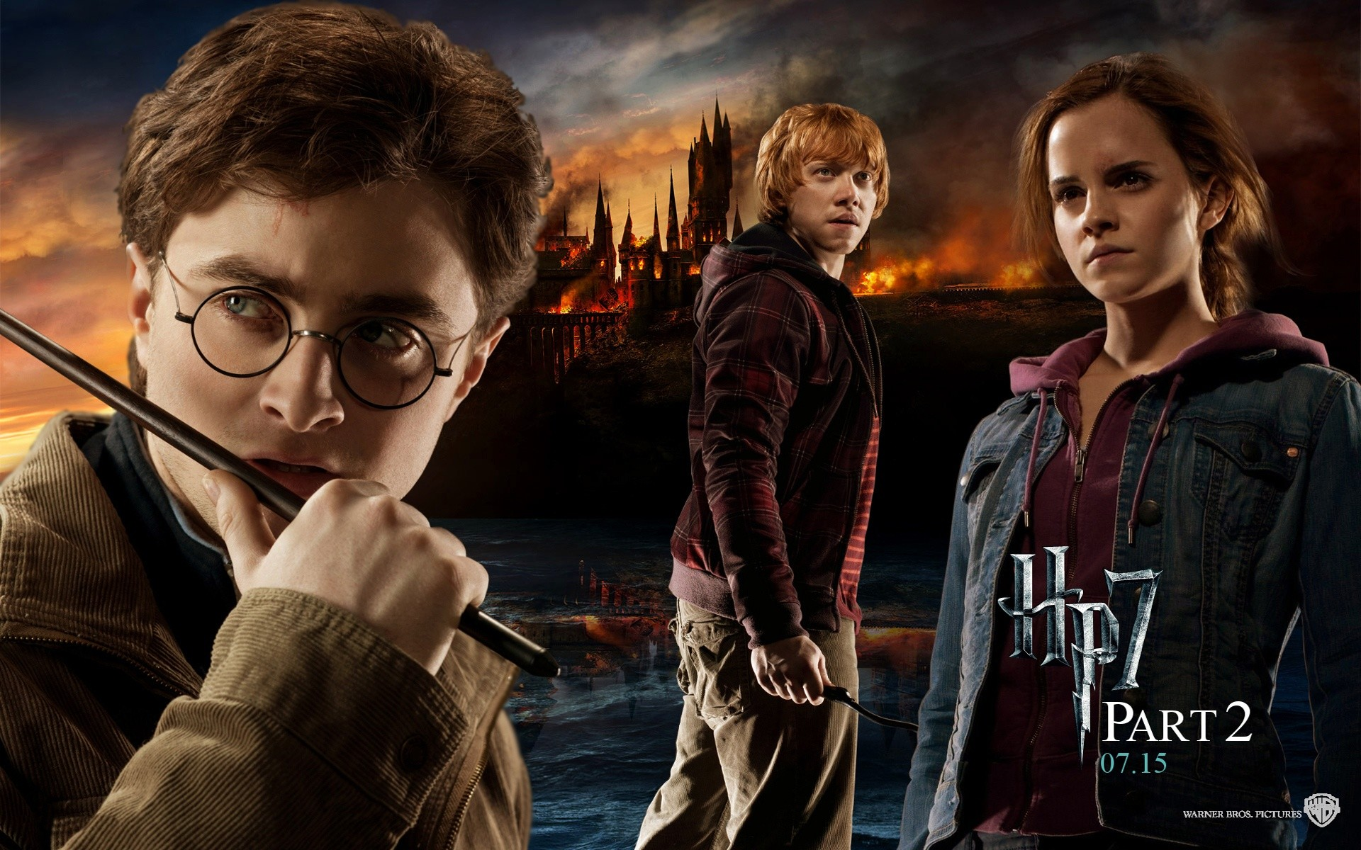 36 Harry Potter and the Deathly Hallows: Part 2 HD Wallpapers | Backgrounds  – Wallpaper Abyss