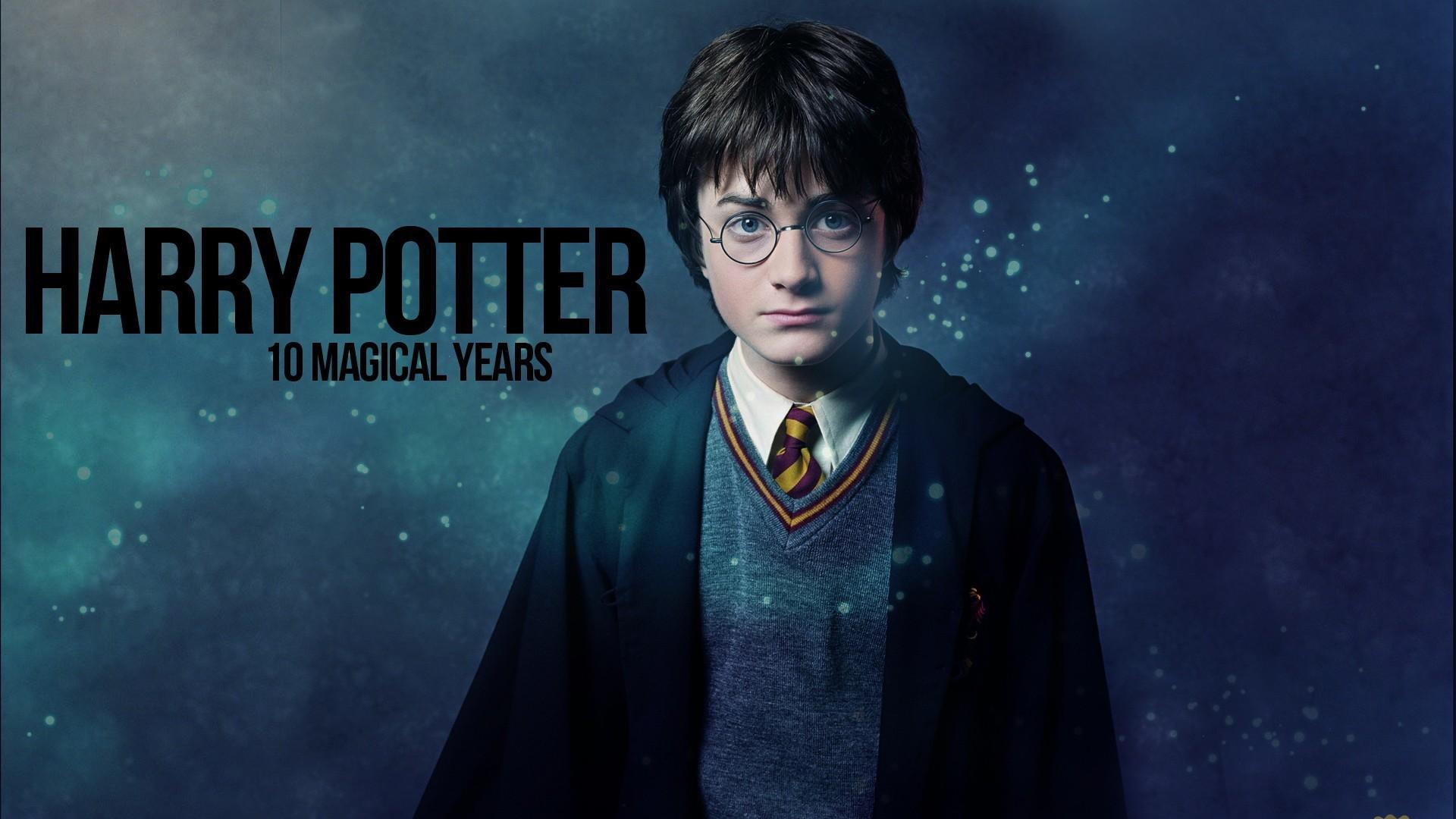Download Harry Potter wallpaper (1920×1080)