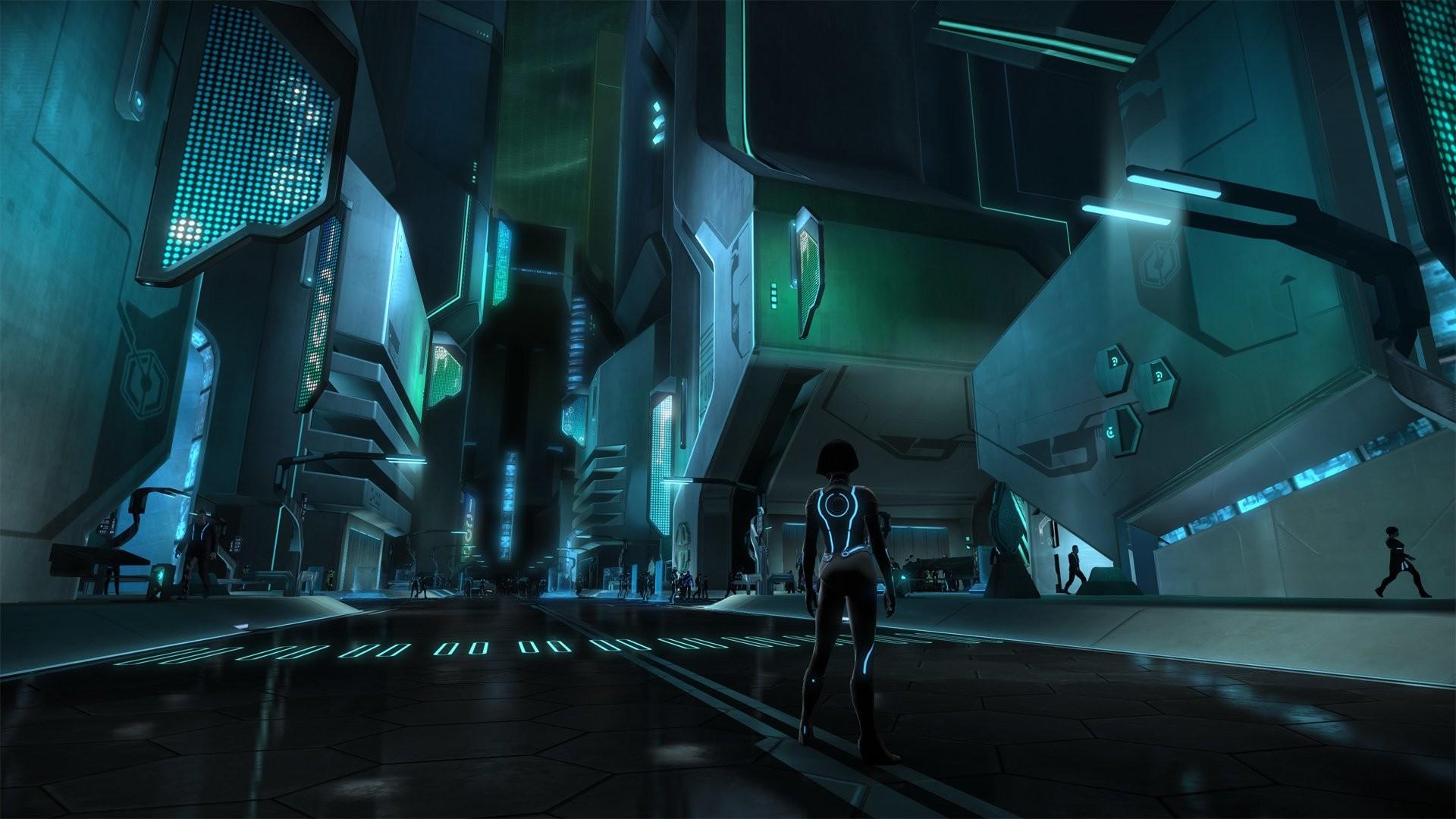 Video Game – Tron Wallpaper