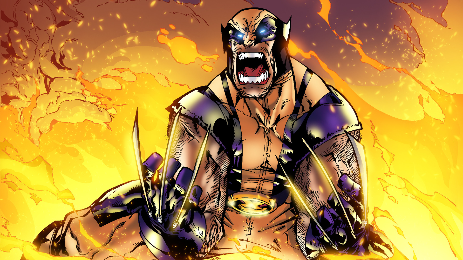 Wolverine | HDQ Cover Pics