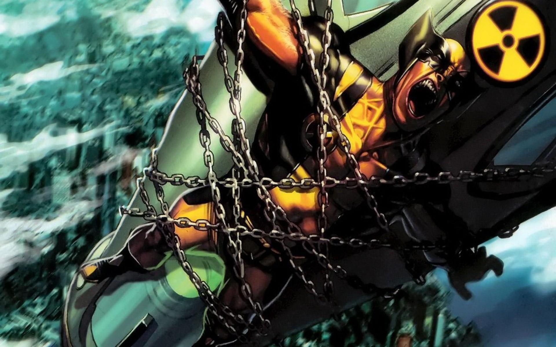 Wolverine Comic Wallpapers Wallpaper