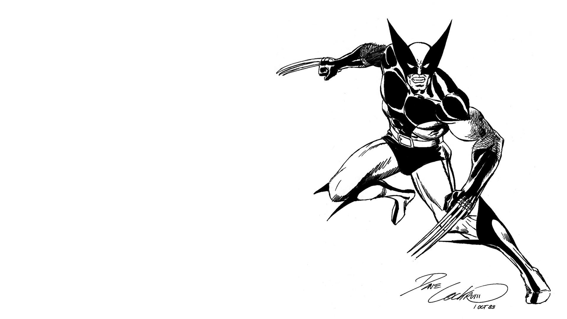 Wolverine Wallpaper marvel Wallpaper Wolverine Pinterest