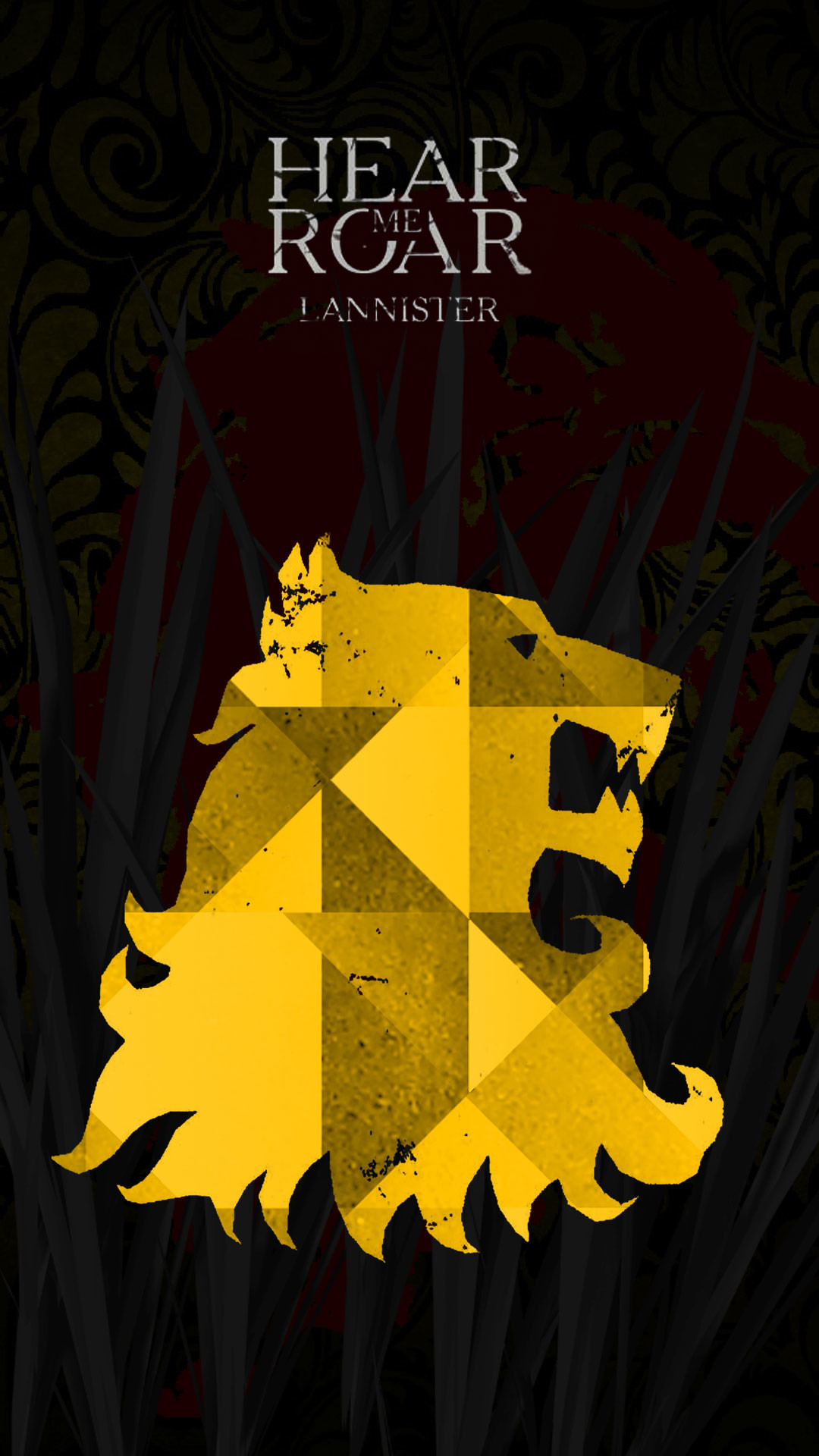 None[No Spoilers]I made a Lannister wallpaper for mobile. Hope you guys  like it.