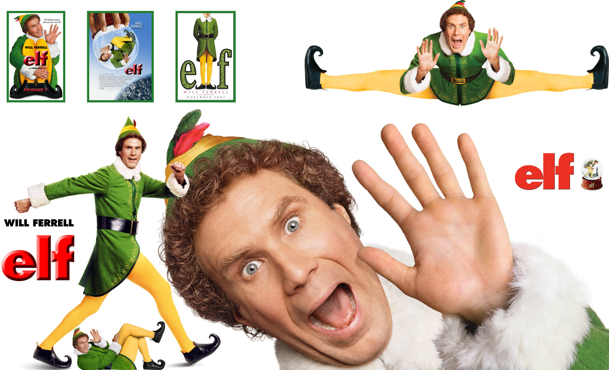 Image search: Elf Will Ferrell Quotes