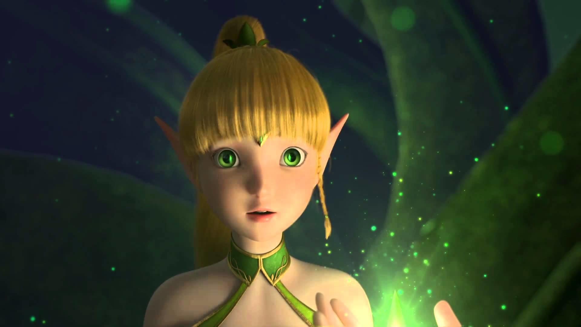 Dragon Nest Movie 2: Throne of Elves 2nd Trailer – YouTube