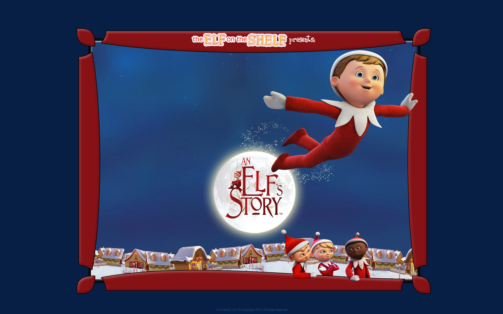 An Elf's Story Desktop Wallpaper 1024×768 · 1600×1200 · 1920×1200