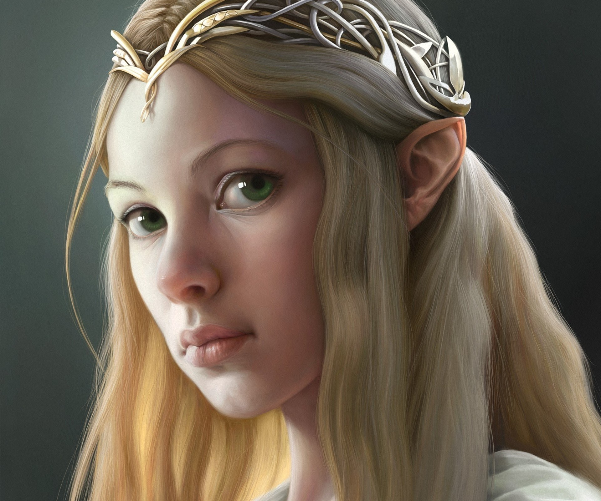 Art drawing lord of the rings movie elf wallpaper     525095    WallpaperUP