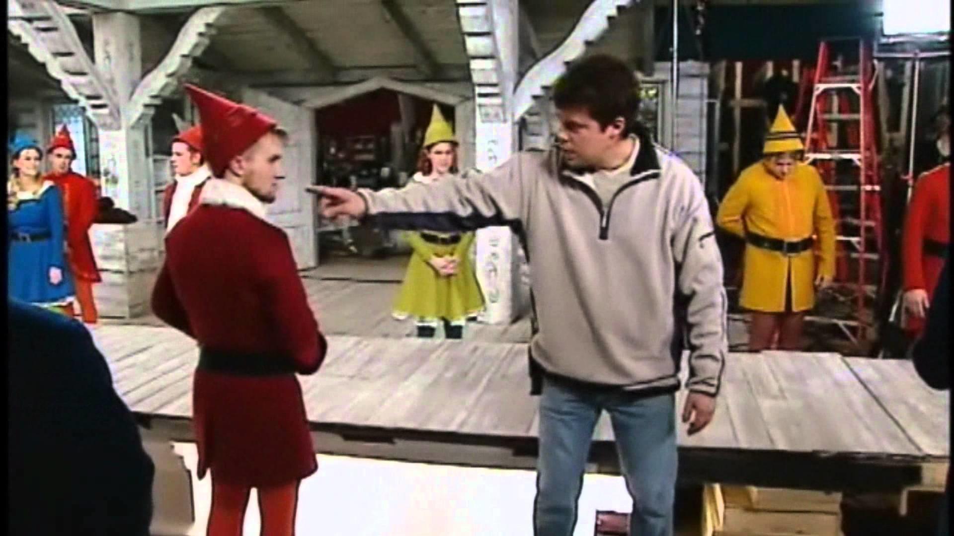 making of elf 2