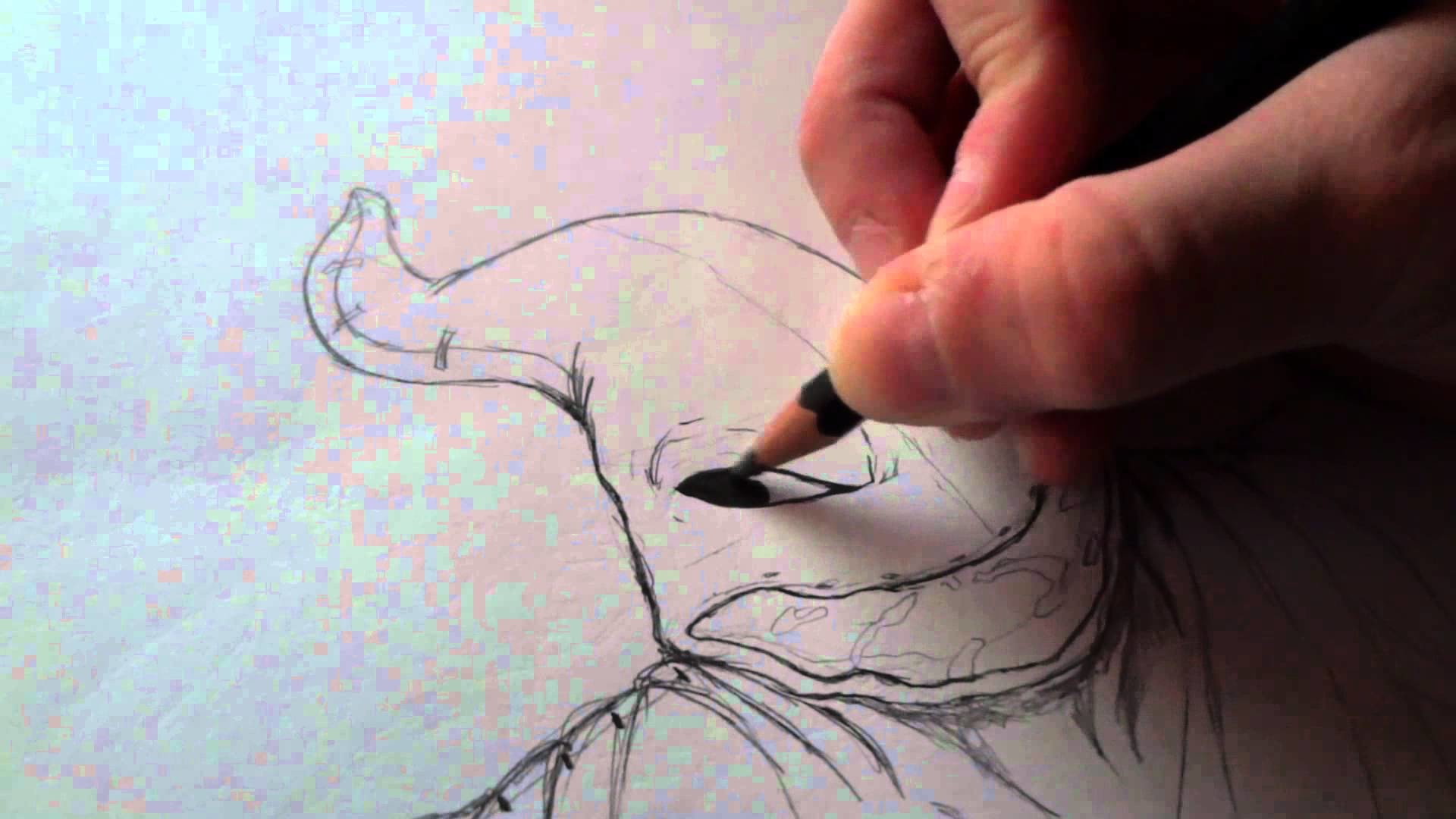 Drawing The Oogie Boogie Man from the Nightmare Before Christmas – YouTube