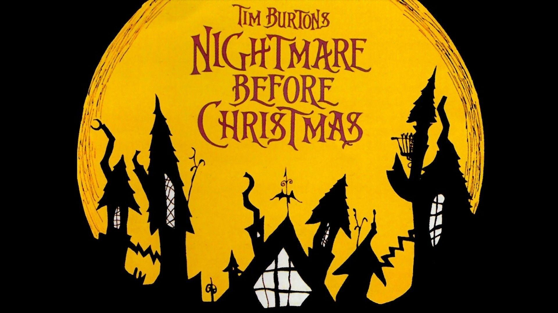 … nightmare before christmas wallpapers hd wallpaper cave …