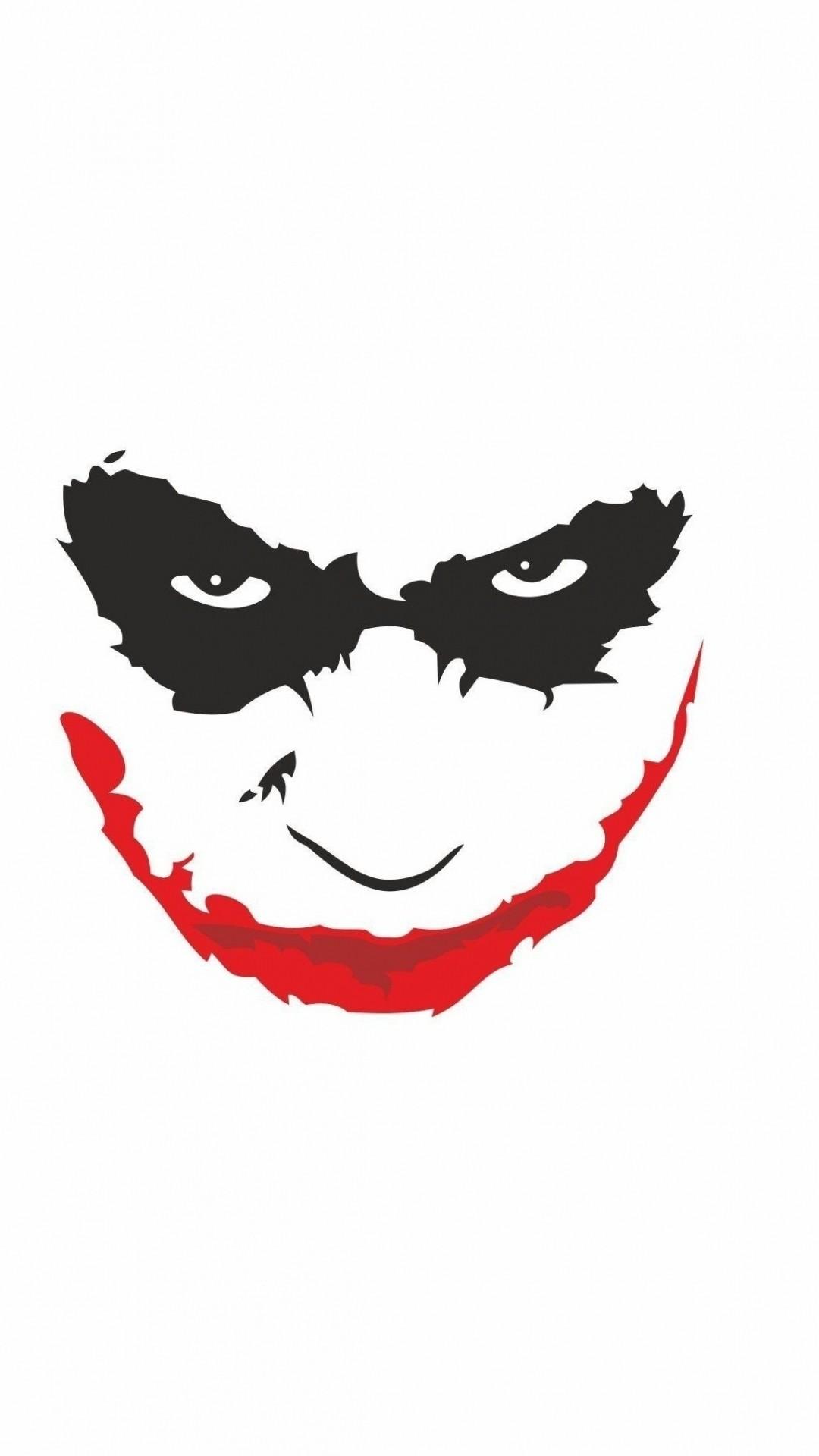 iPhone SE · Joker Retina wallpaper