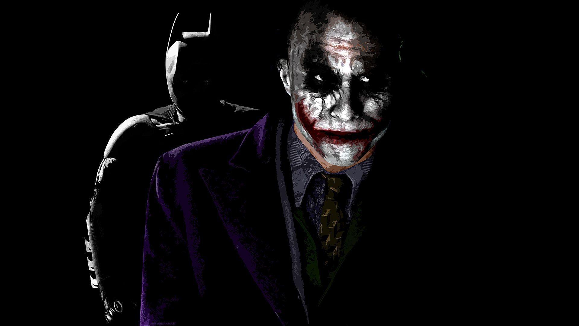 Animals For > Batman And Joker Wallpaper 1920×1080