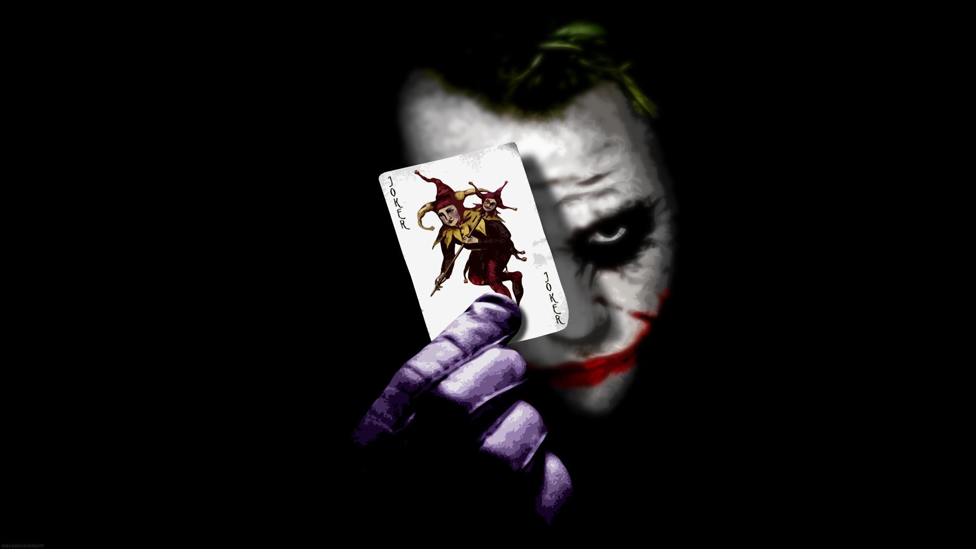 Widescreen Wallpapers of Joker, Nice Picture