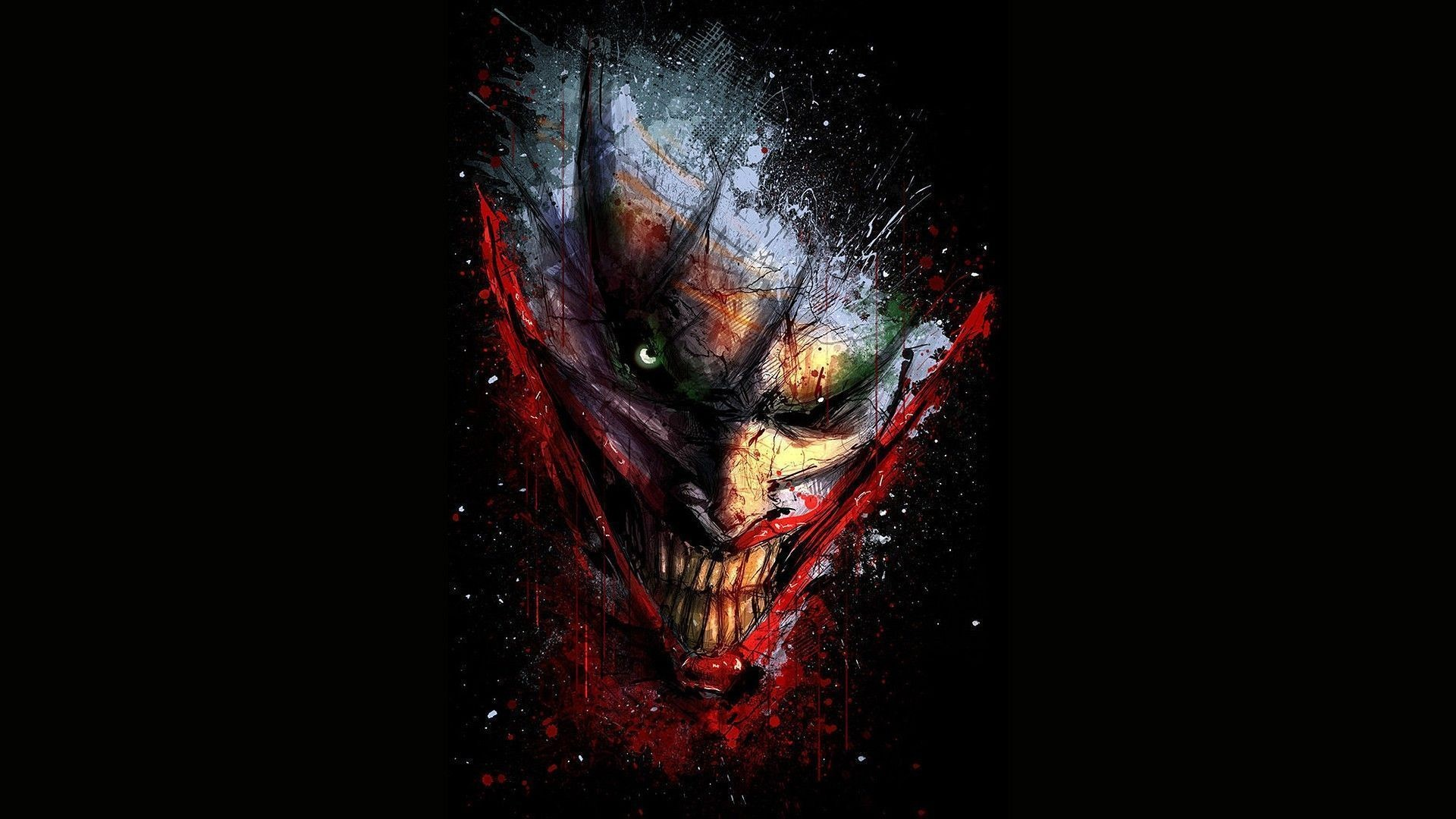 Joker – Batman Wallpaper #