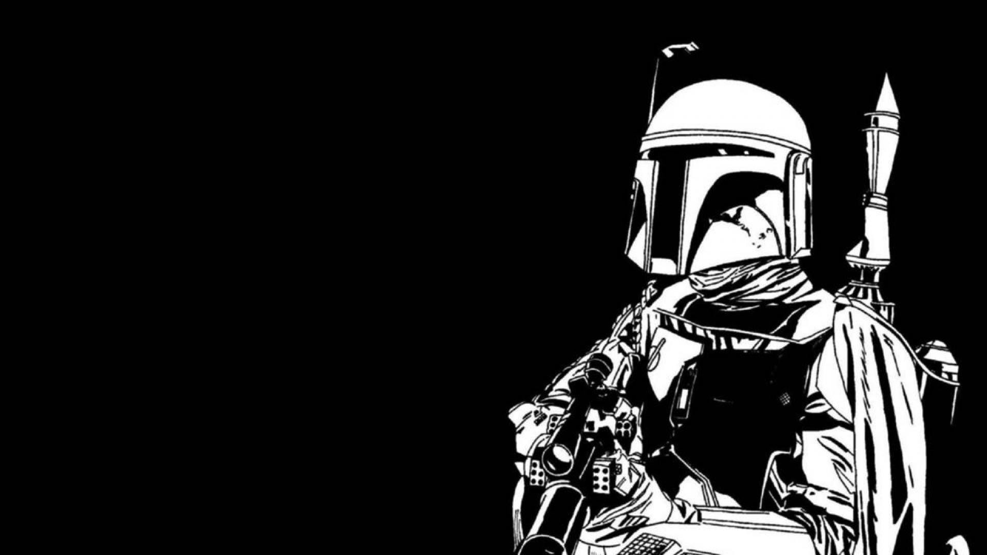 142 Boba Fett Wallpaper 1920 1080