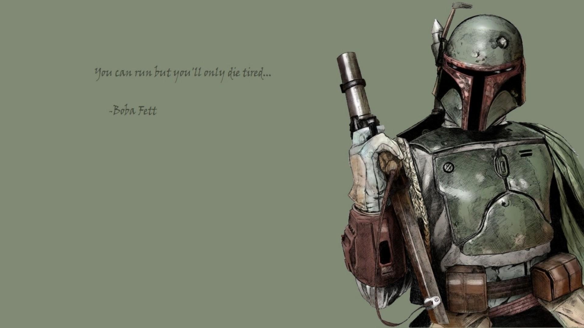 Boba Fett – Star Wars HD Wallpaper 1920×1080