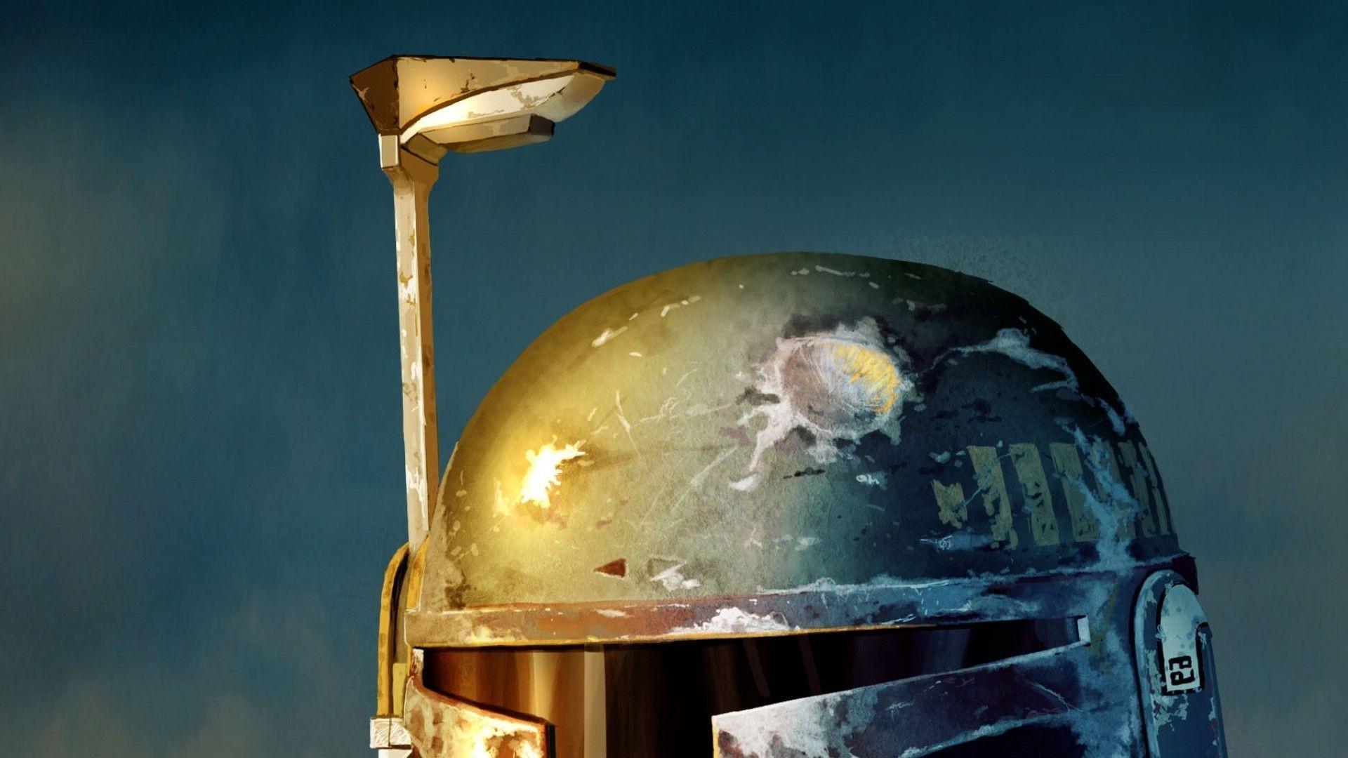 HDscreen: Boba Fett Star Wars bounty hunter desktop bakcgrounds