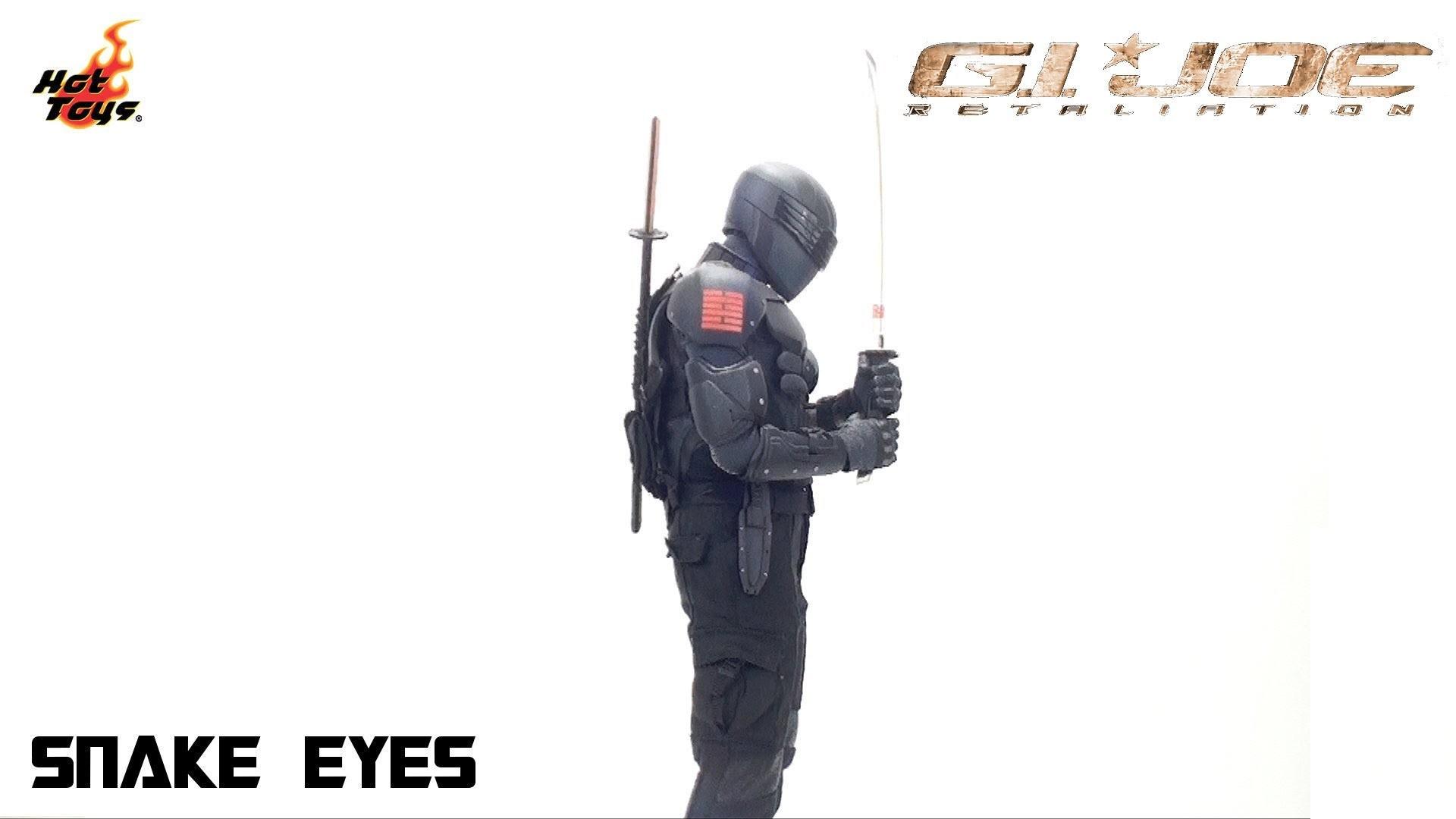 Video Review of the Hot Toys G.I. Joe: Retaliation: Snake Eyes – YouTube