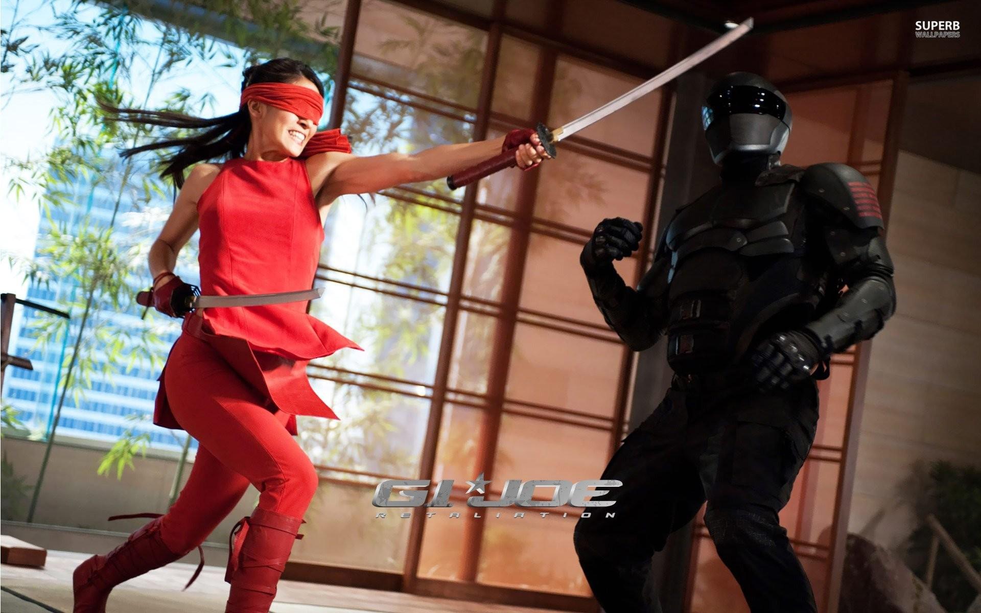 Jinx And Snake Eyes – G.I. Joe Retaliation 549405