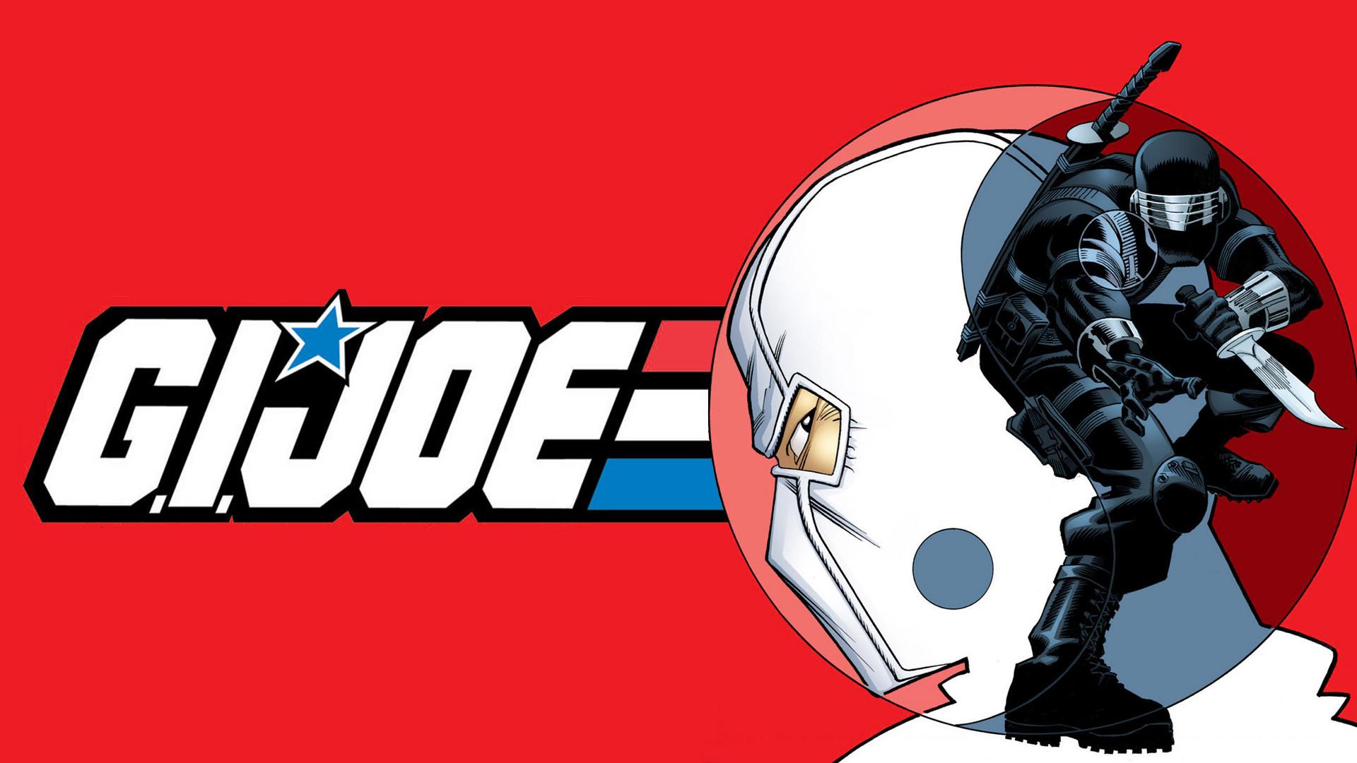 Comics – G.I. Joe: A Real American Hero Snake Eyes (G.I. Joe) Wallpaper