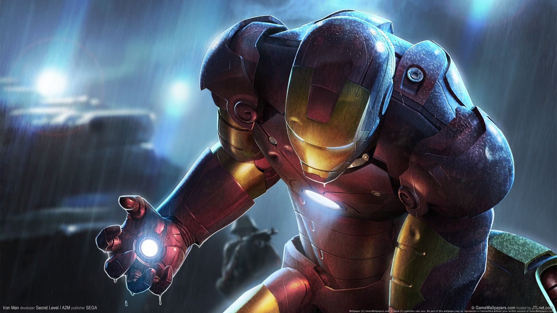 iron man wallpaper background screensaver wallpapers picture 1920×1080