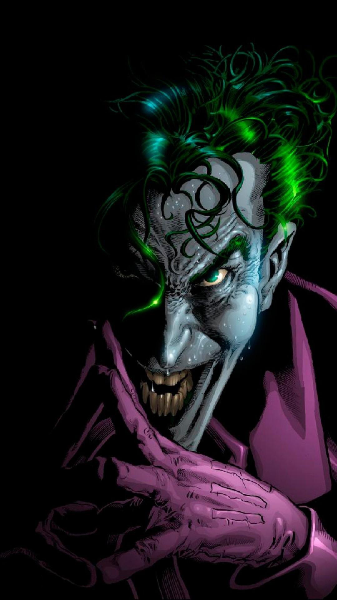 Joker Cartoon Iphone 4 Wallpaper 4Iphonewallpapers Com