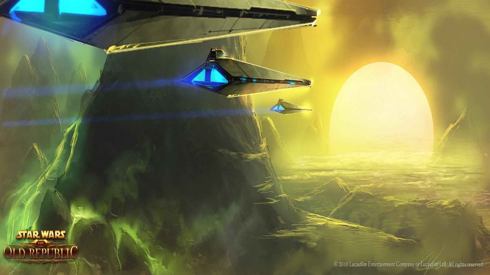 Star Wars The Old Republic Concept Art Wallpaper » WallDevil – Best free HD  desktop and