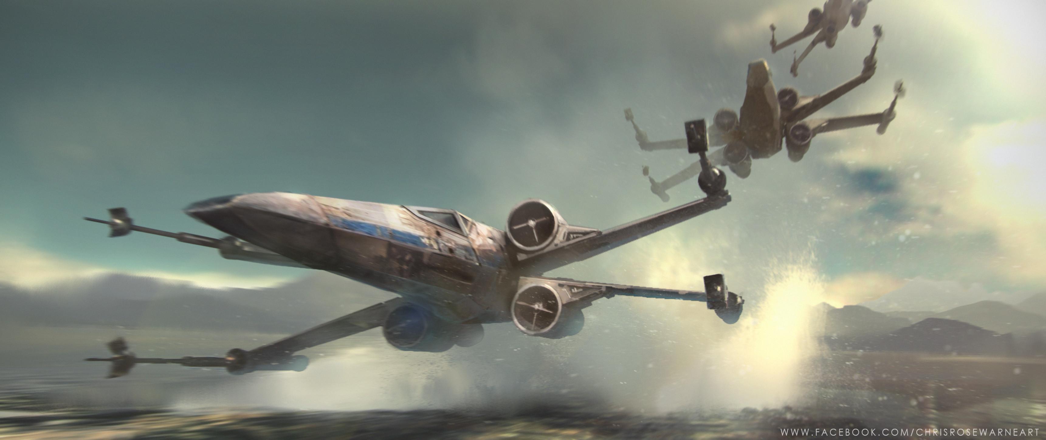 star wars concept art – Google Search