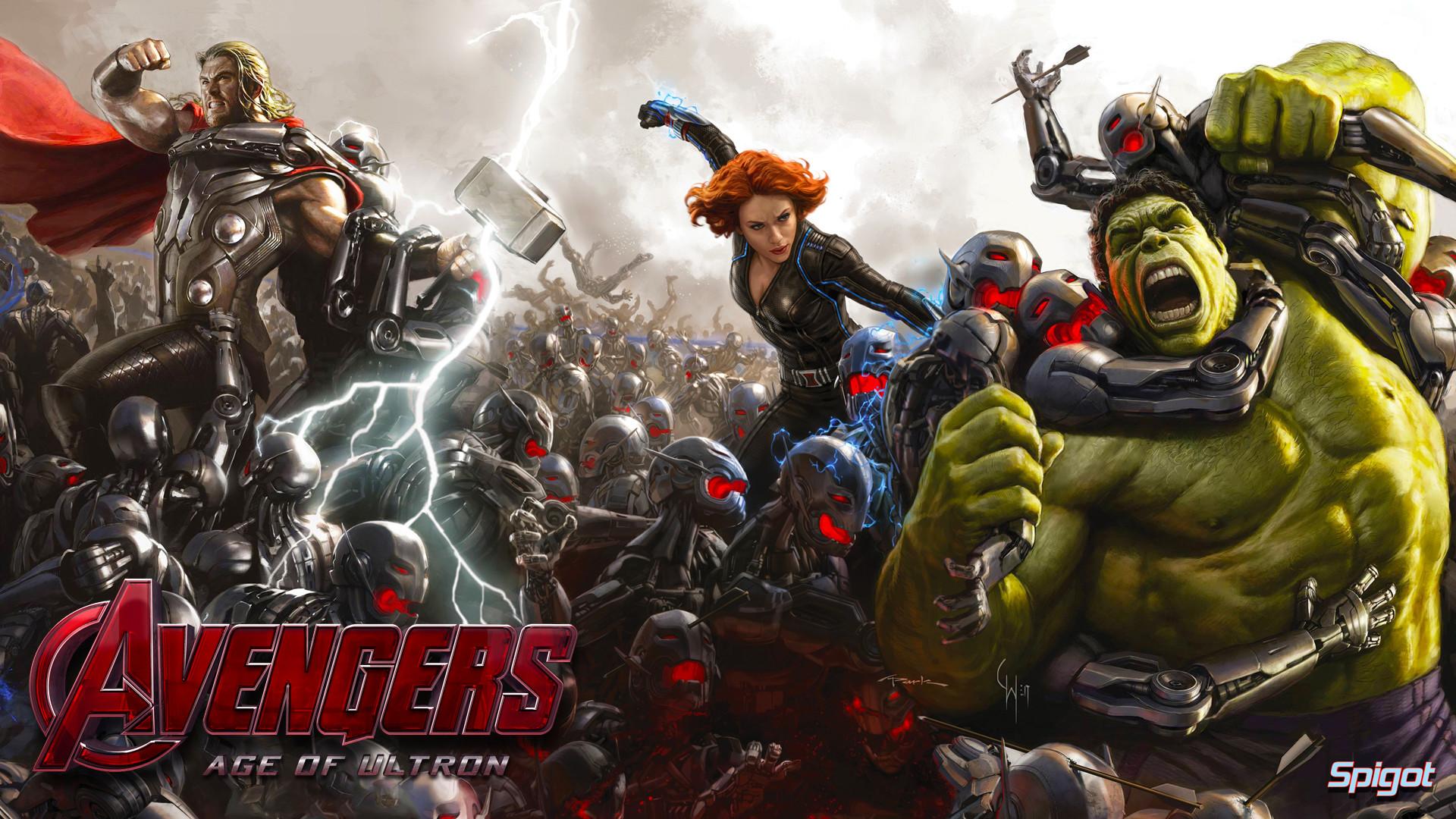 Avengers Age of Ultron Wallpaper