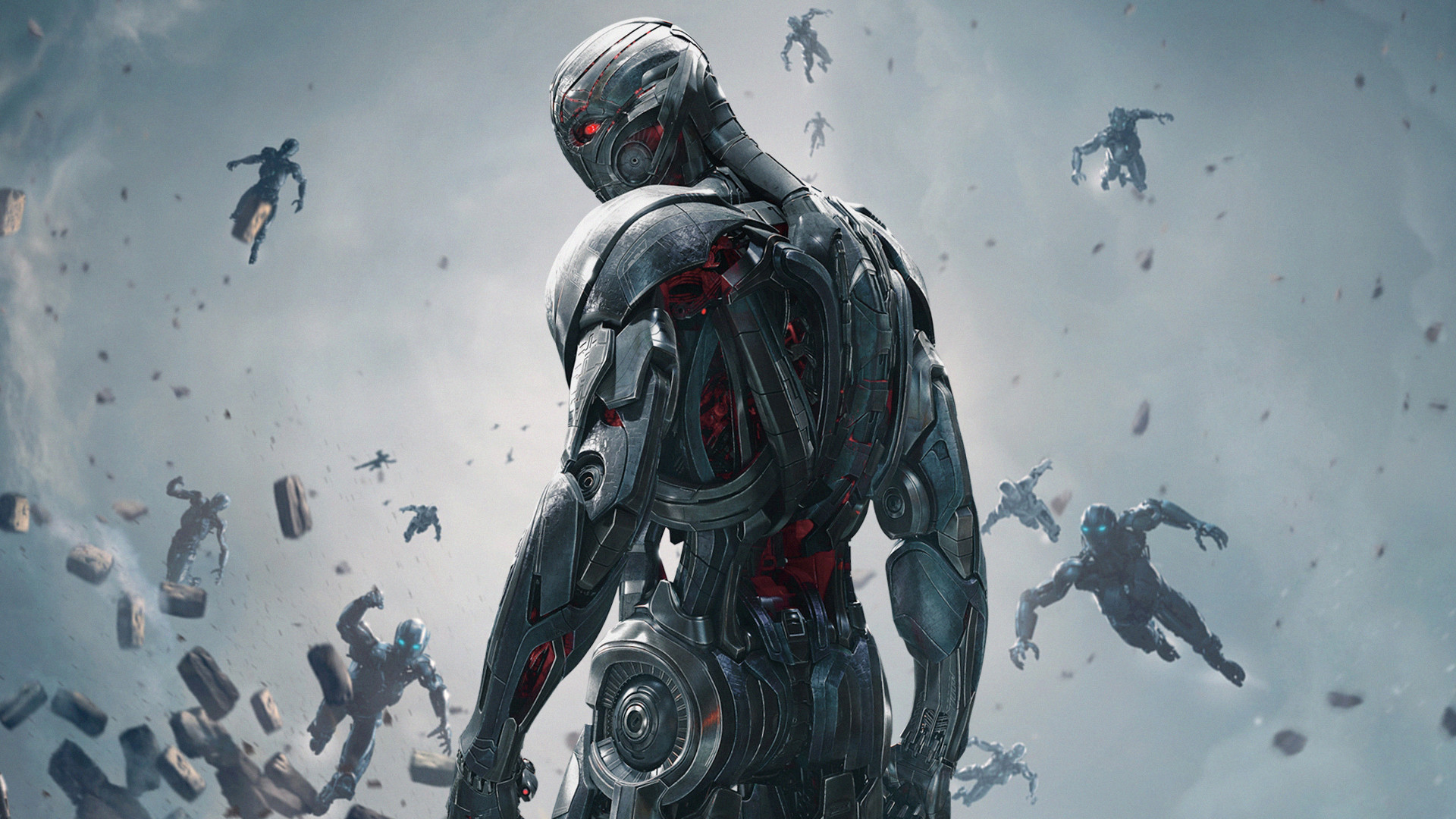 … Avengers Age Of Ultron Wallpaper by sachso74