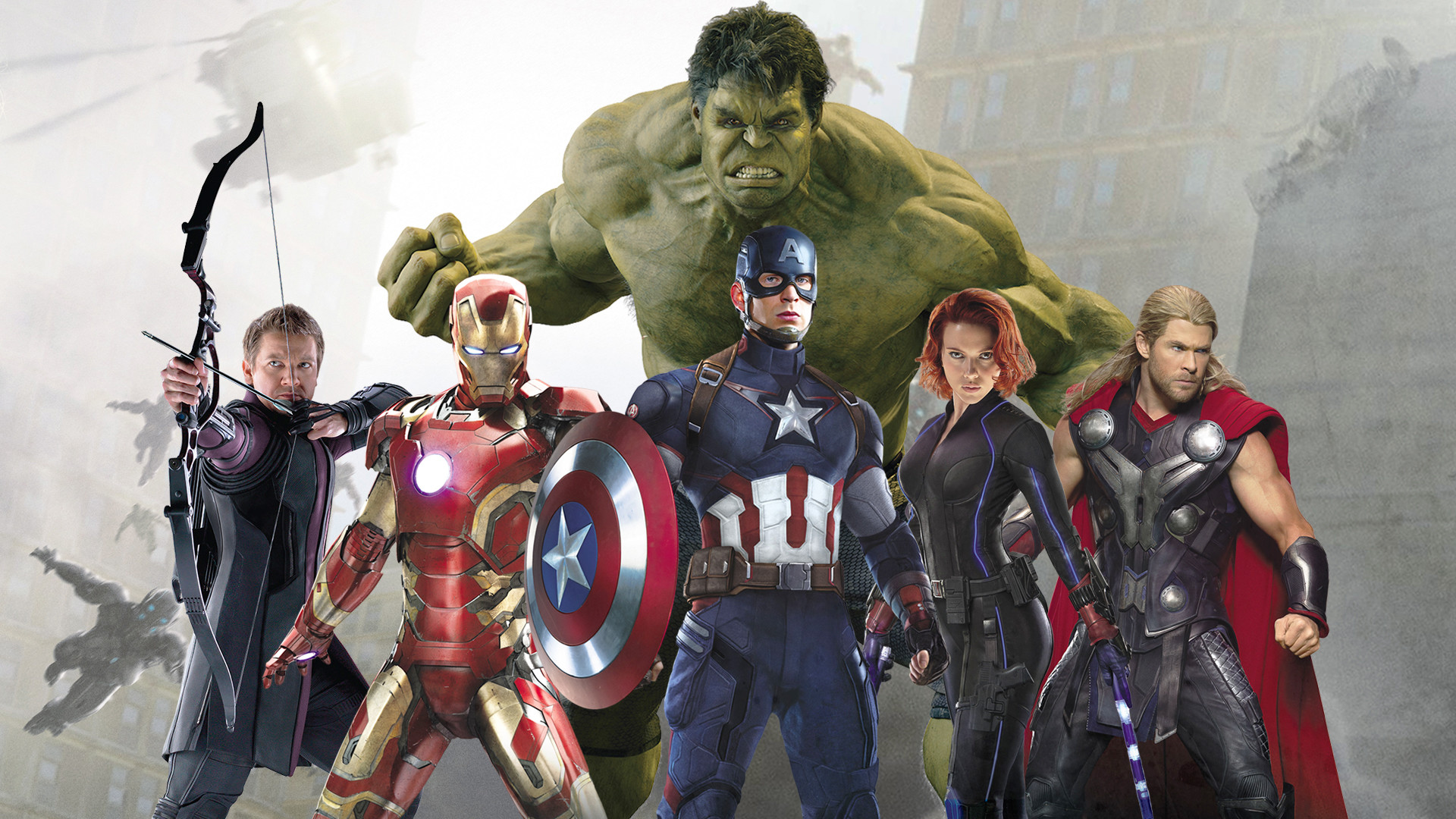 … Avengers Age of Ultron Wallpaper by masteroffunny