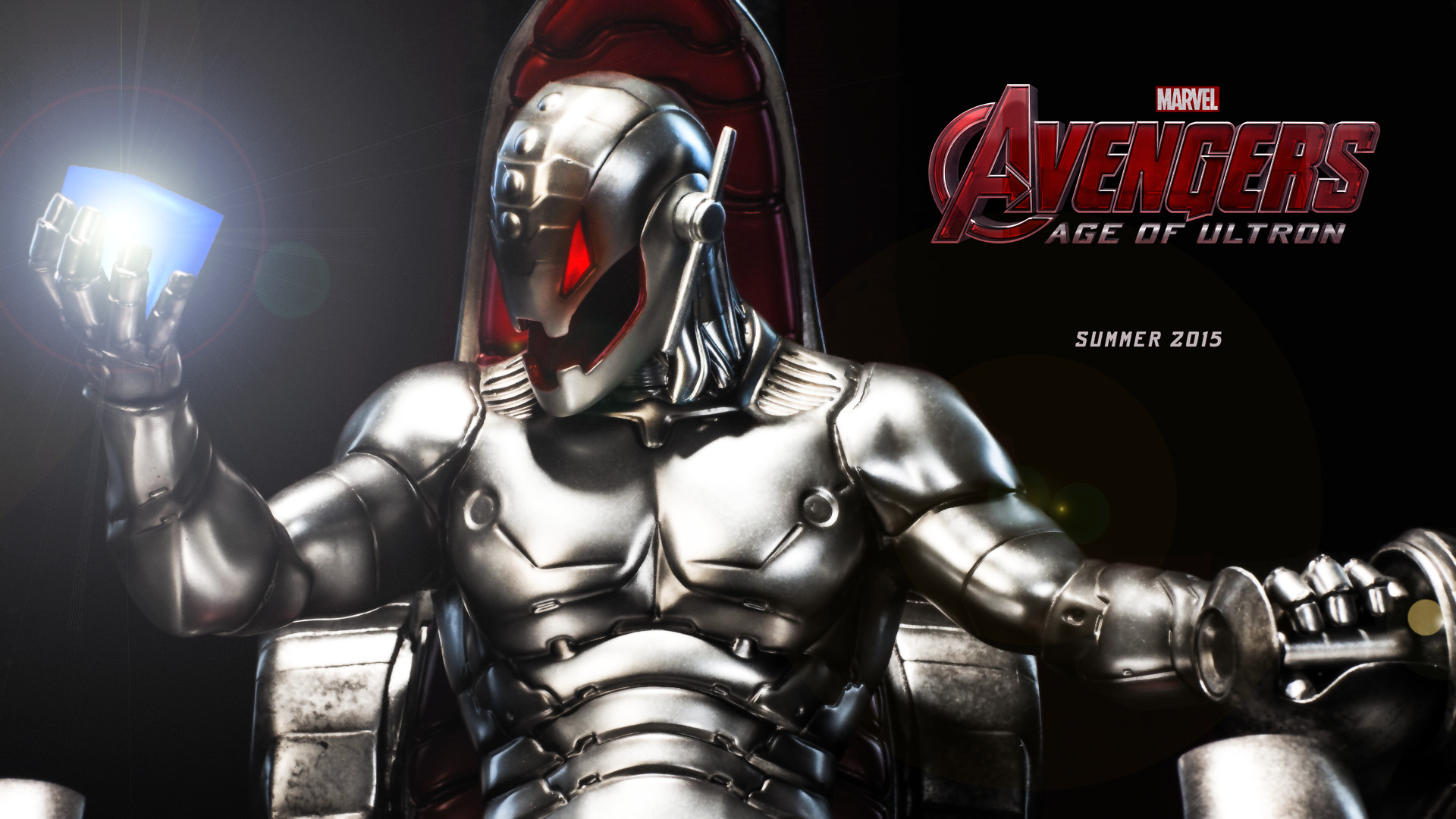 Movie – Avengers: Age of Ultron Ultron Wallpaper