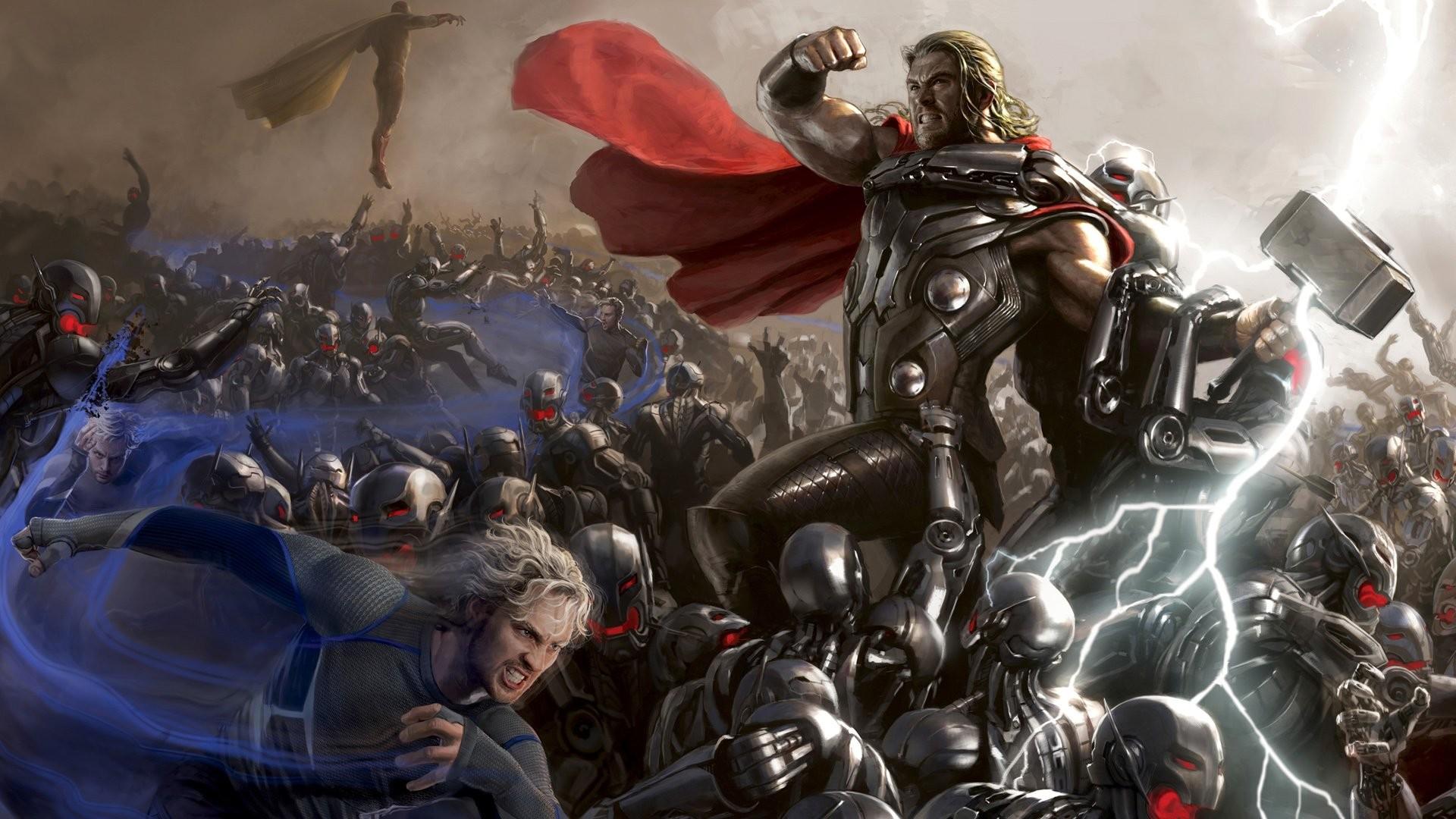 AVENGERS AGE OF ULTRON superhero action adventure comics marvel wallpaper |  | 522972 | WallpaperUP