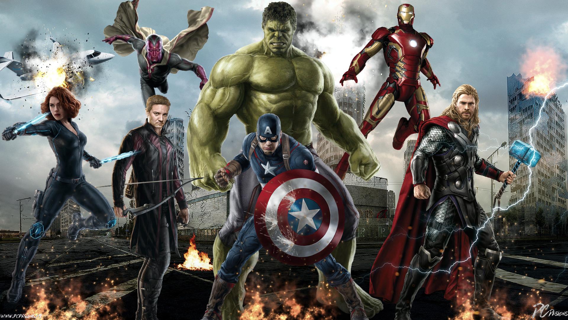 Movie – Avengers: Age of Ultron Marvel Comics Poster Fan Art Avengers Chris  Hemsworth Thor