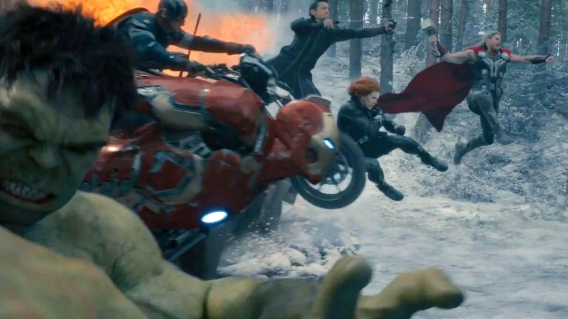Avengers Age of Ultron Wallpaper …