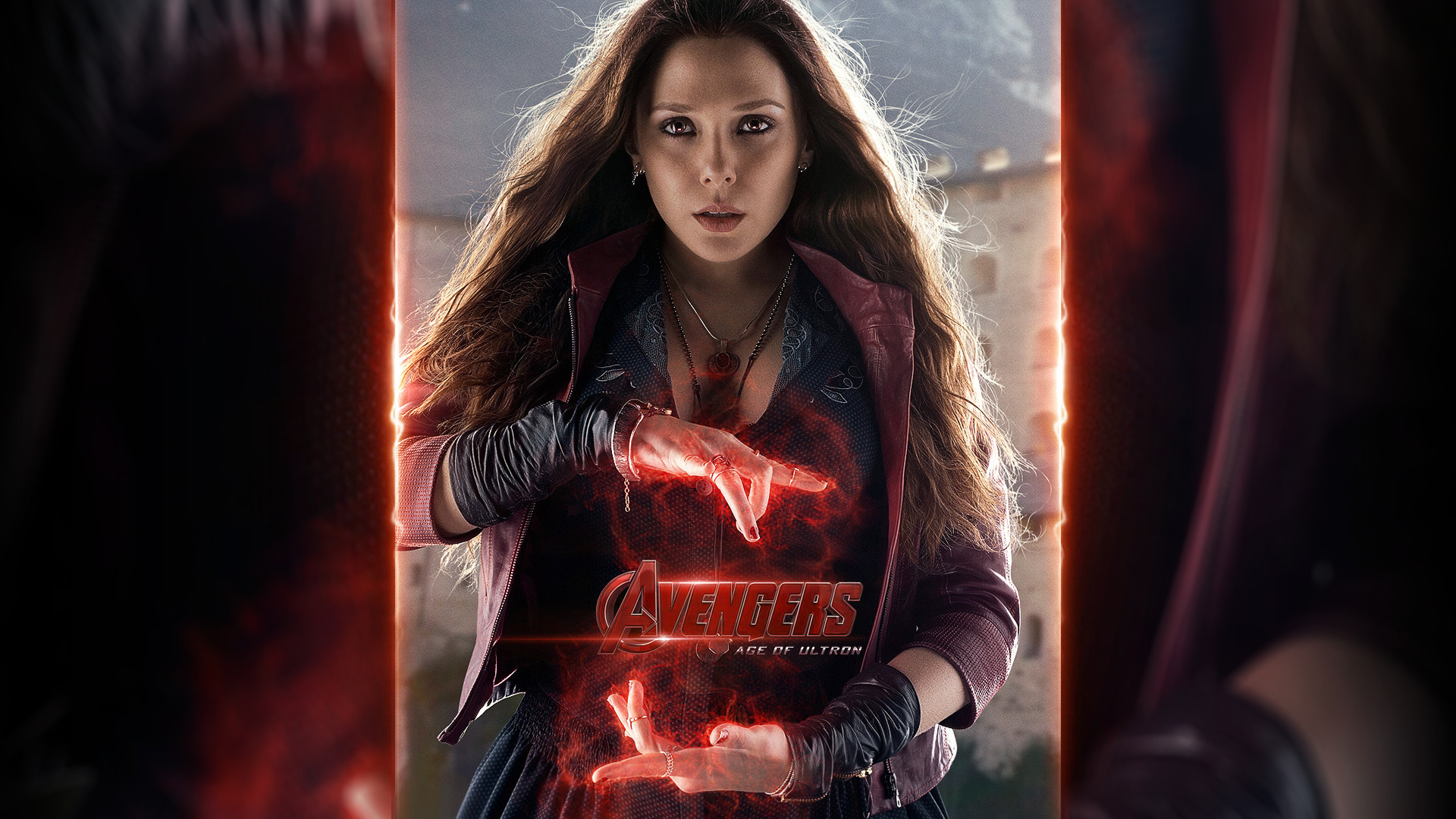 Avengers – Age Of Ultron: Scarlet Witch. Scarlet Witch Wallpaper 1920×1080