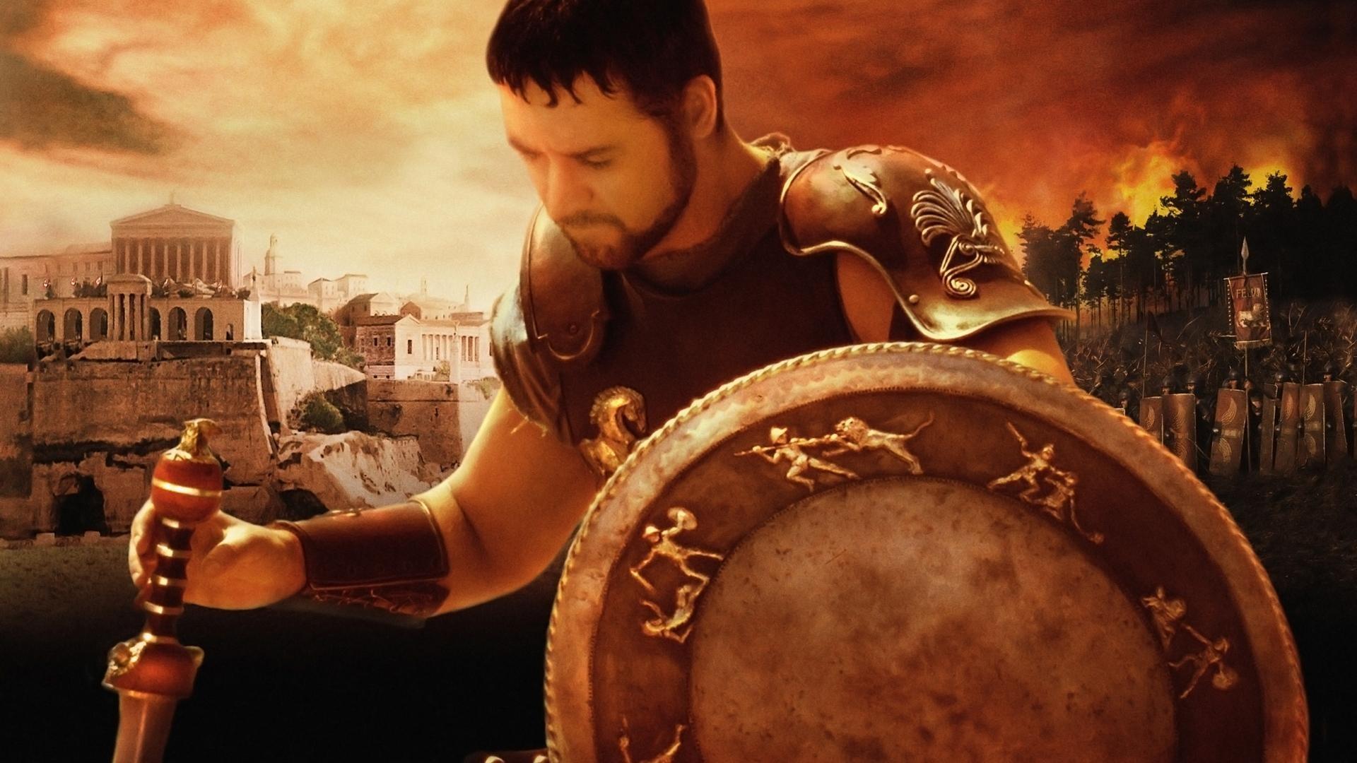 Gladiator desktop wallpaper