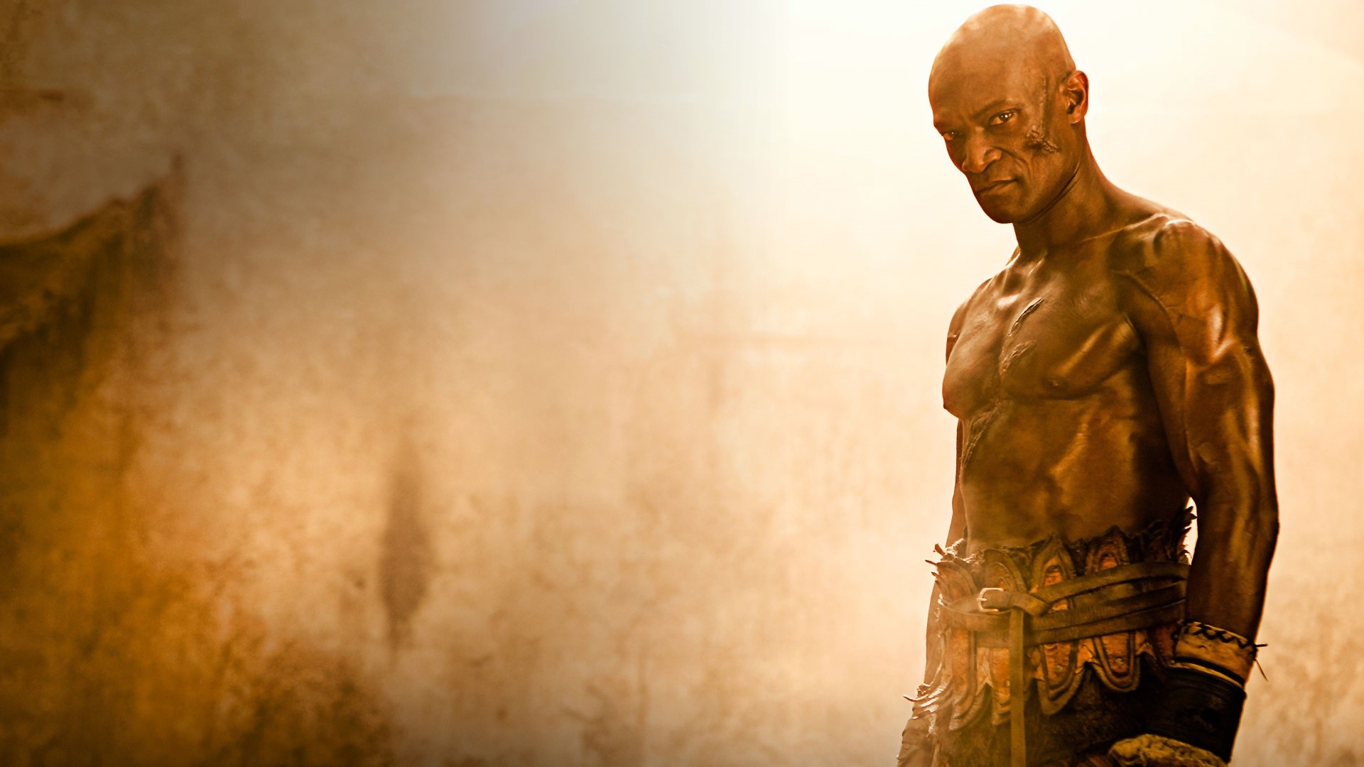 Spartacus gladiator Wallpaper