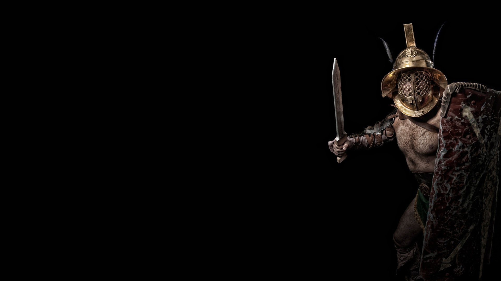 murmillo murmillo gladiator armour helmet shield