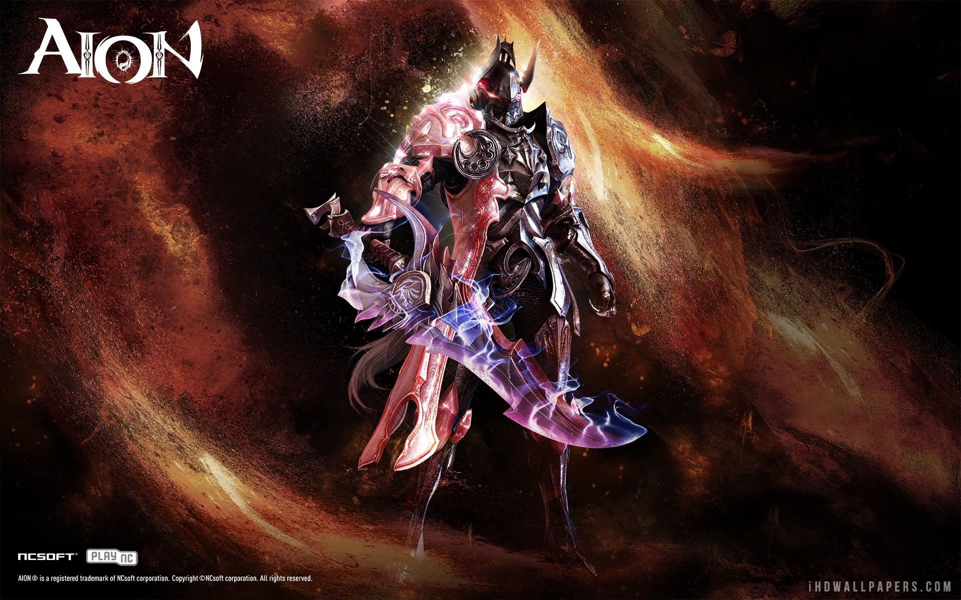 Aion 4 Gladiator HD Wallpaper – iHD Wallpapers