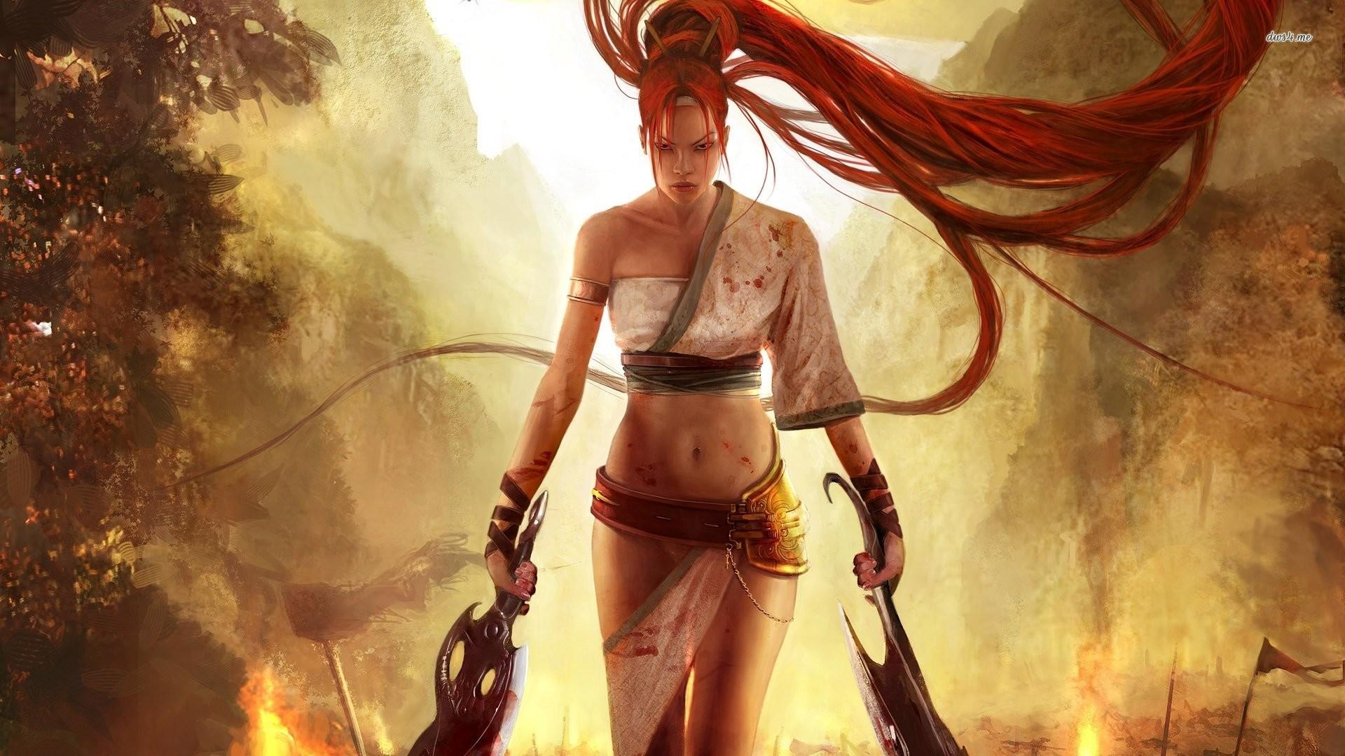 Woman Gladiator 325149