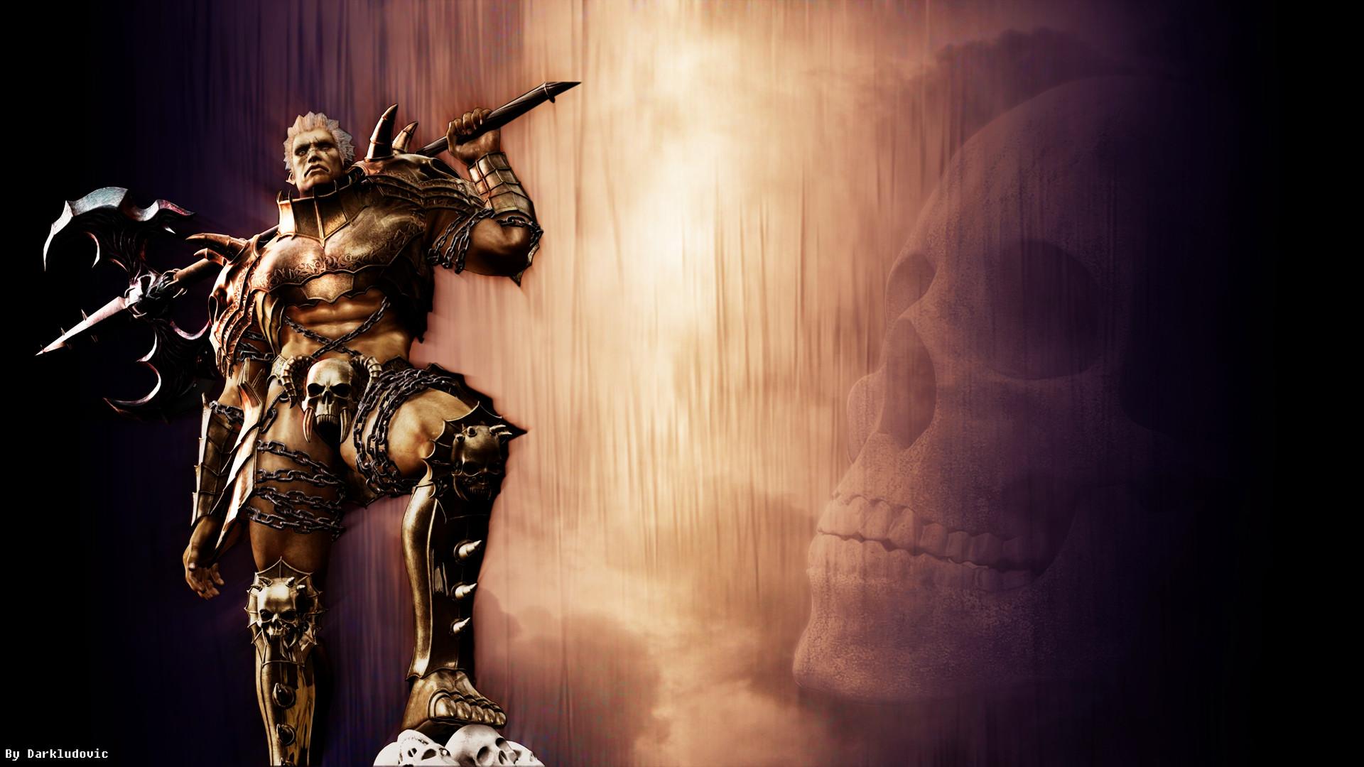 wallpaper gladiator by darkludovic on DeviantArt