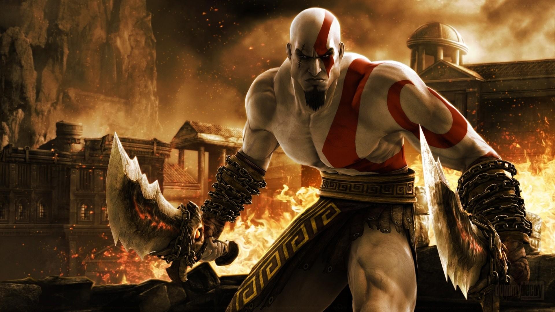 … God Of War 2 full hd wallpapers